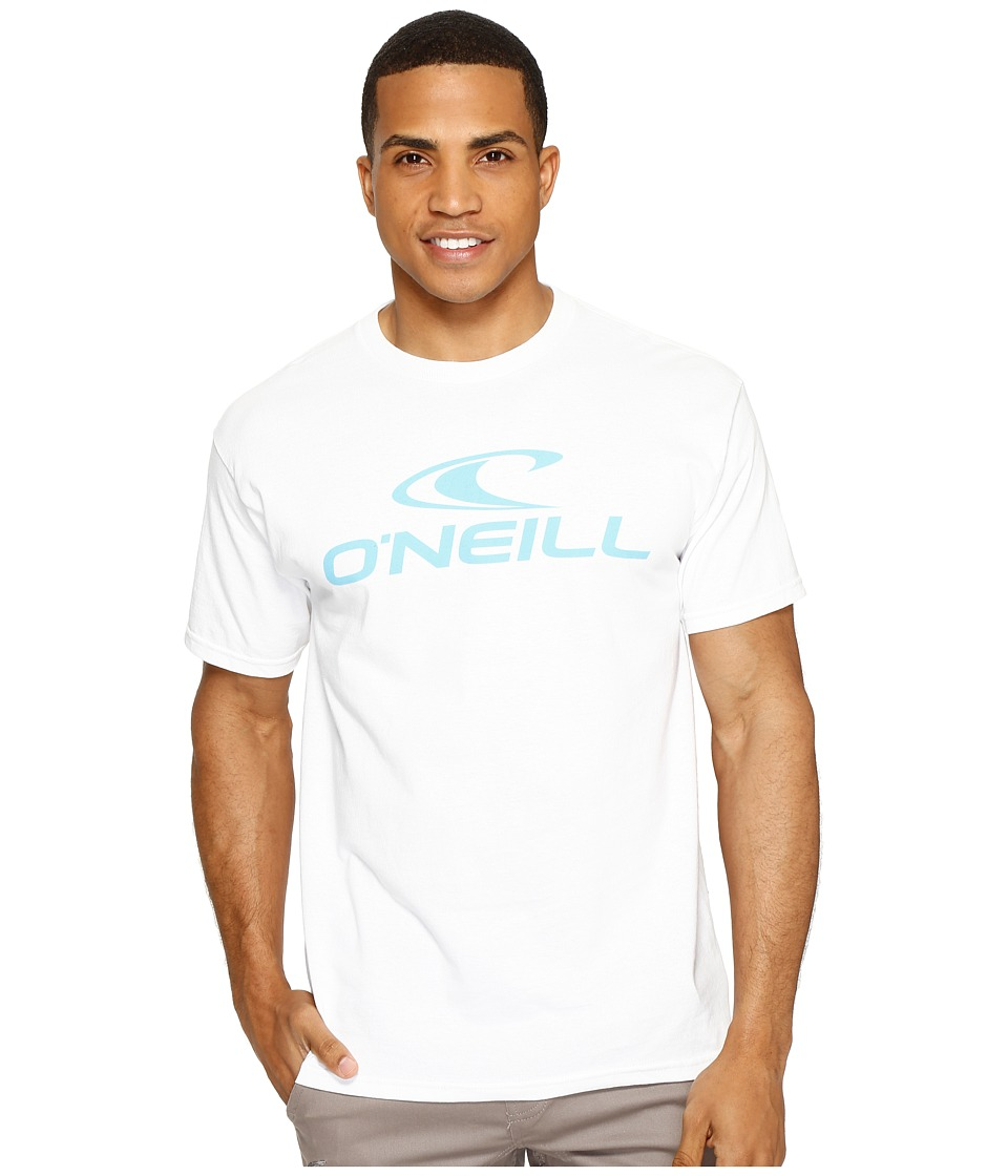 O'Neill - Offline Tee (White) Men's T Shirt