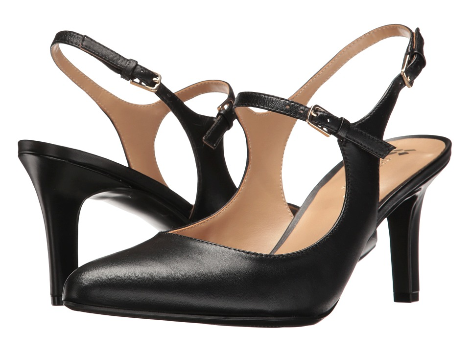Naturalizer - Naomi (Black) Women's Shoes