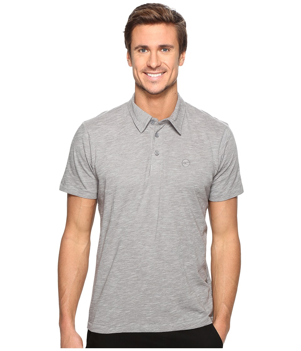 O'Neill - The Bay Polo Knits (Grey) Men's Clothing