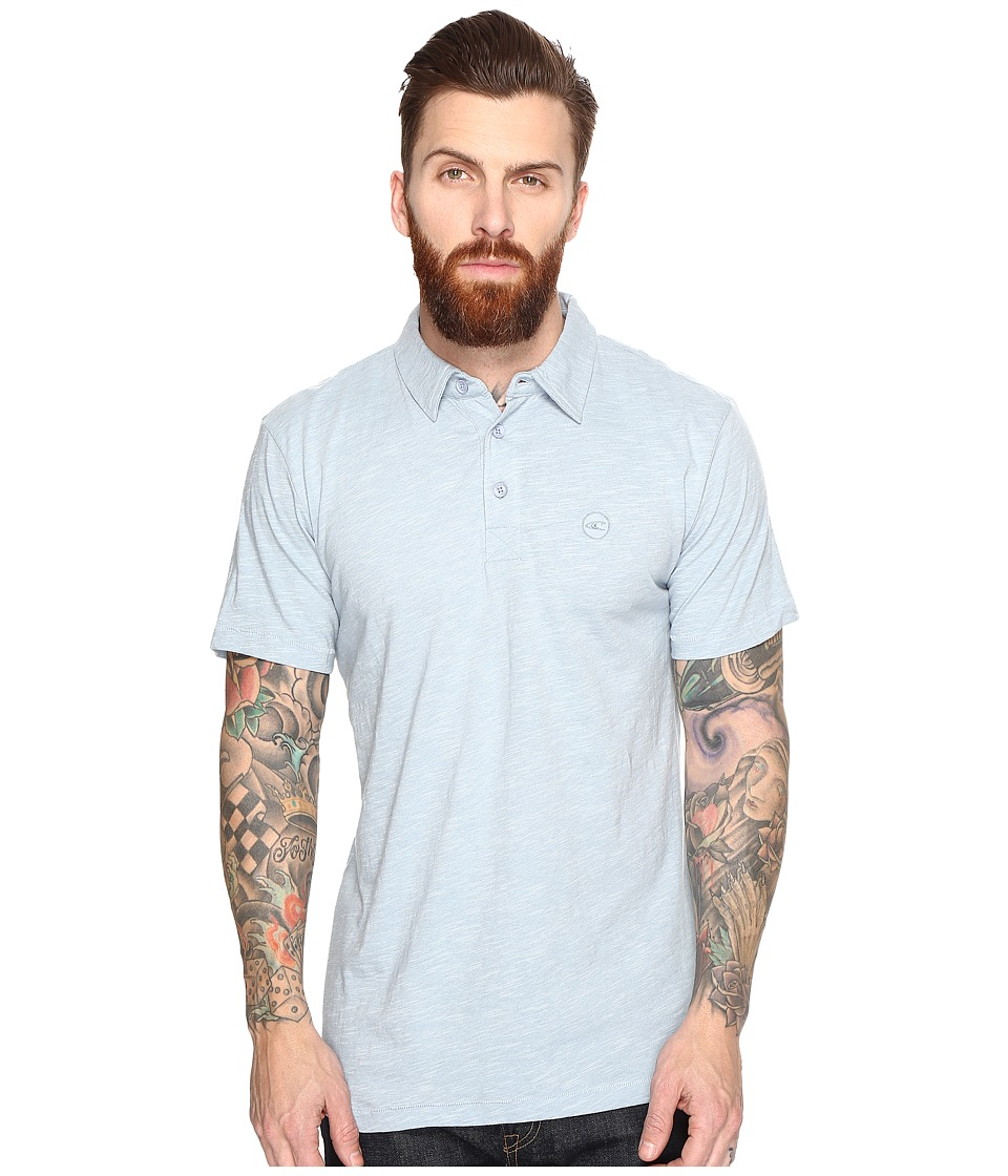 O'Neill - The Bay Polo Knits (Sky Blue) Men's Clothing