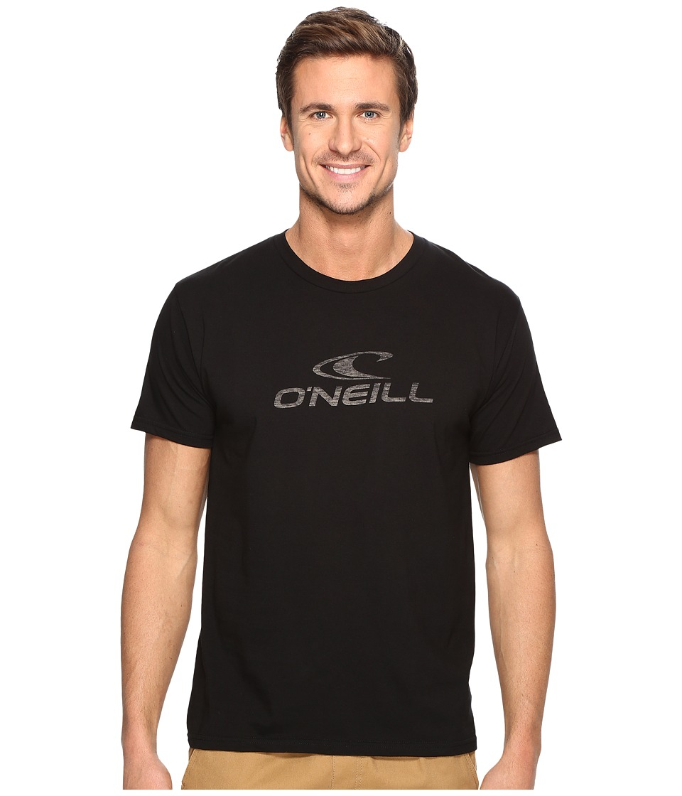 O'Neill - Supreme Tee (Black) Men's T Shirt