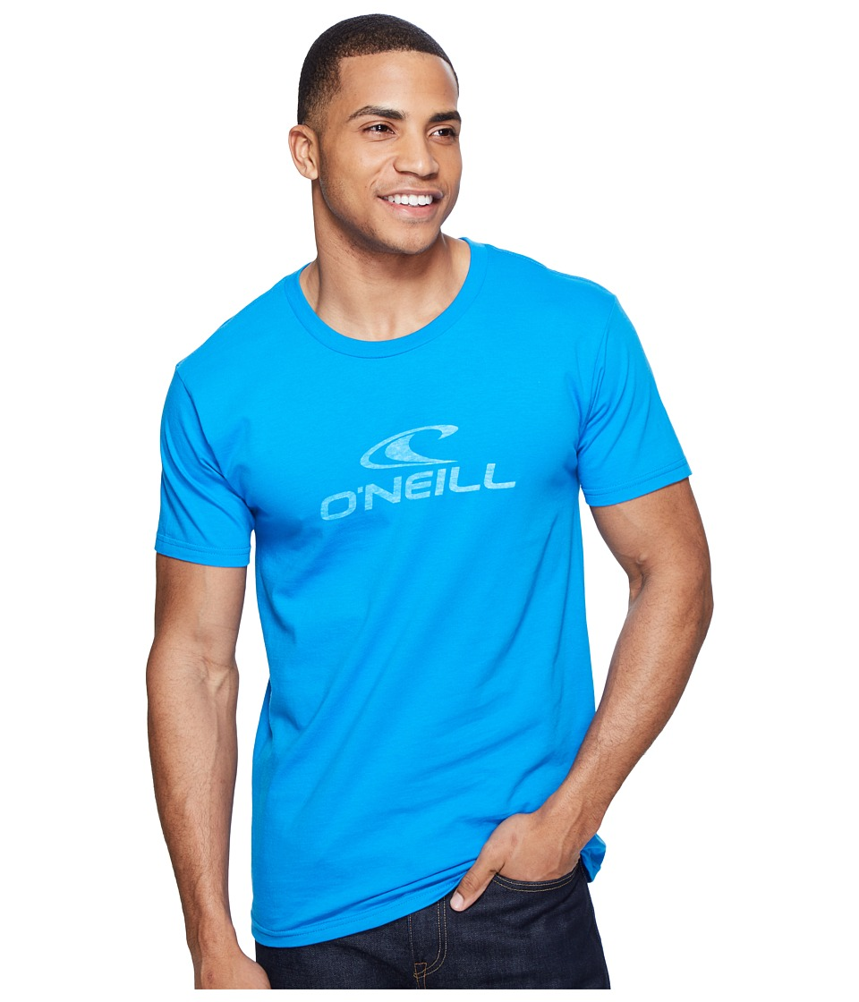 O'Neill - Supreme Tee (Brilliant Blue) Men's T Shirt