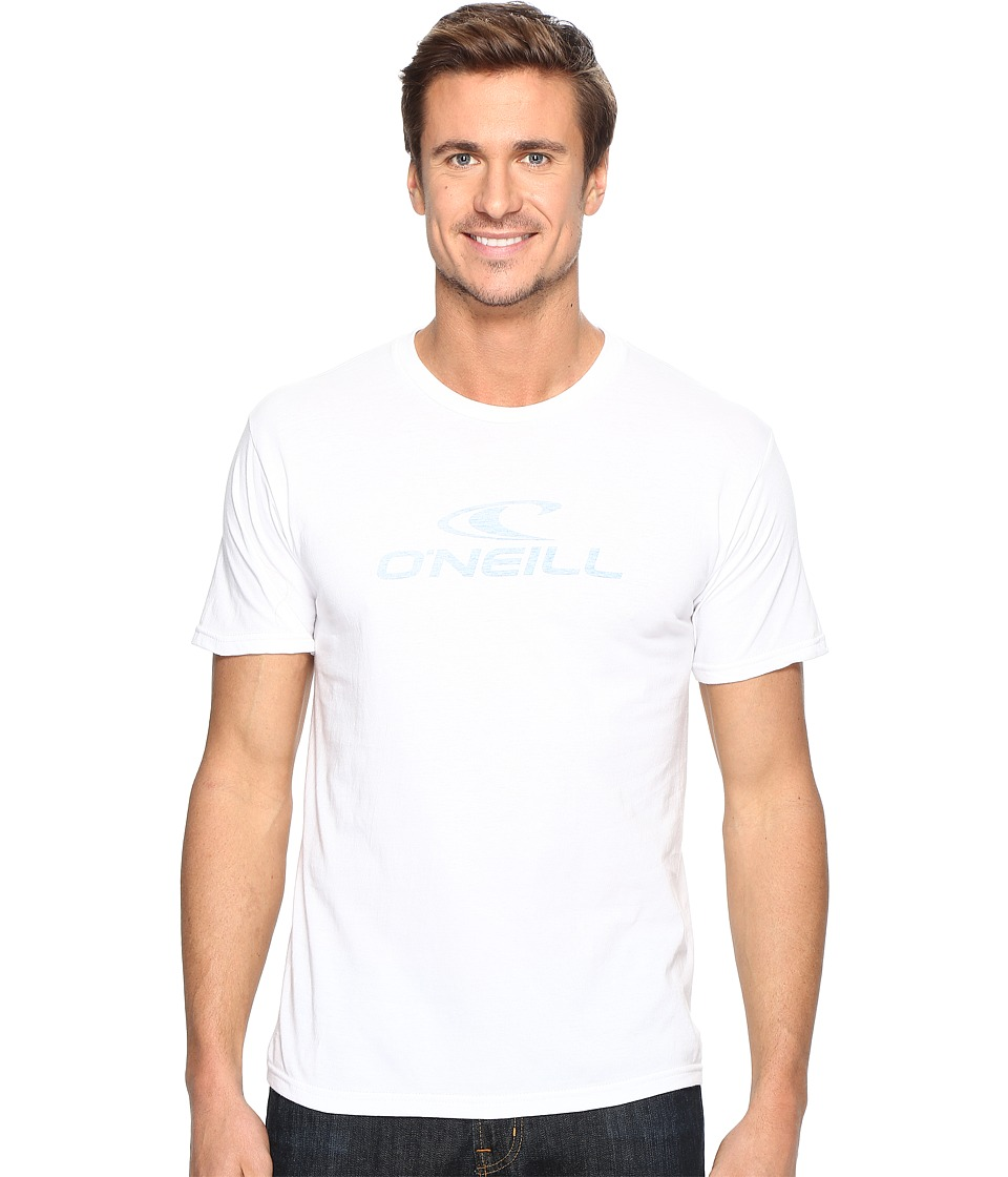 O'Neill - Supreme Tee (White) Men's T Shirt