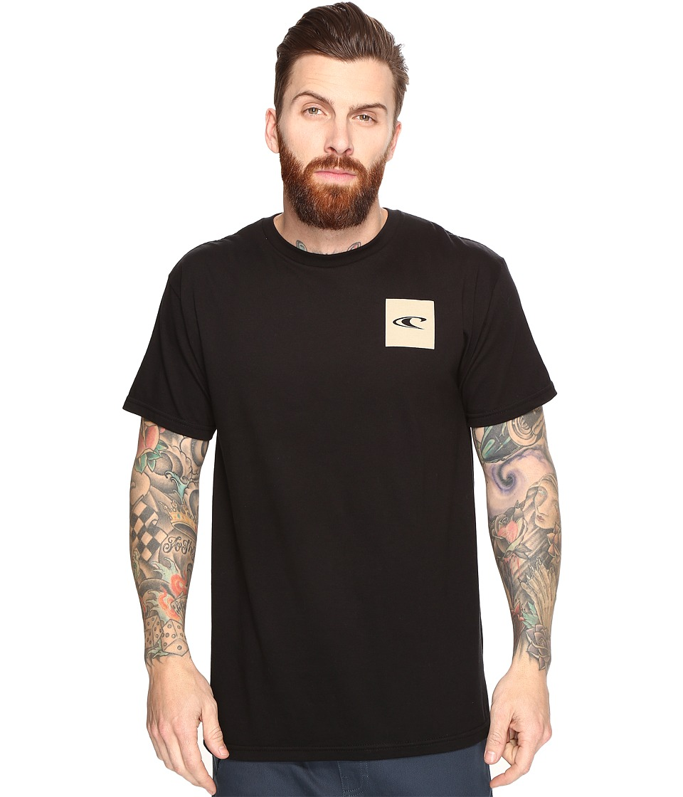 O'Neill - Reaper Tee (Black) Men's T Shirt