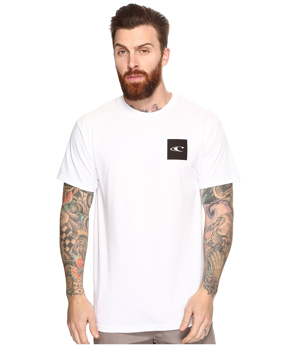 O'Neill - Reaper Tee (White) Men's T Shirt