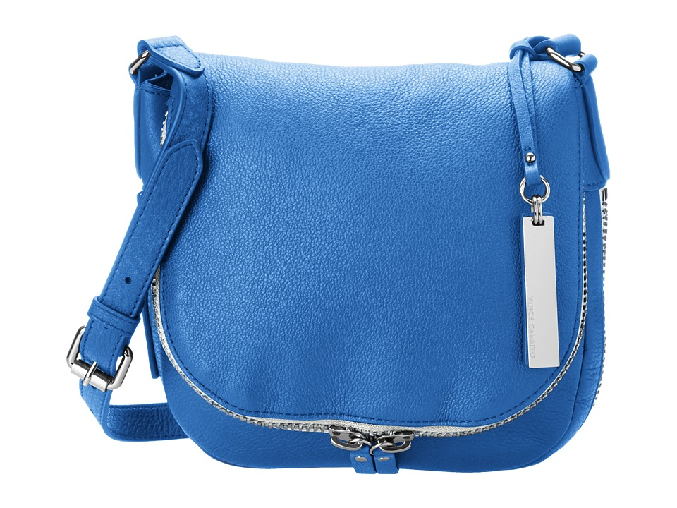 Vince Camuto - Baily Crossbody (Intense Blue/Black) Cross Body Handbags