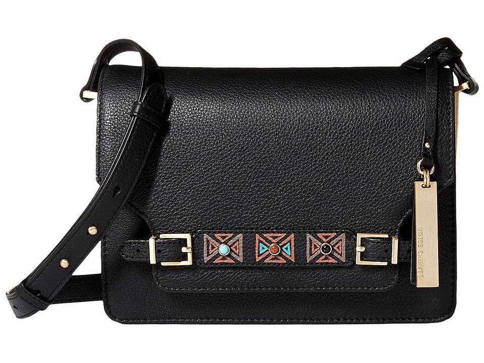 Vince Camuto - Abra Crossbody (Black) Cross Body Handbags