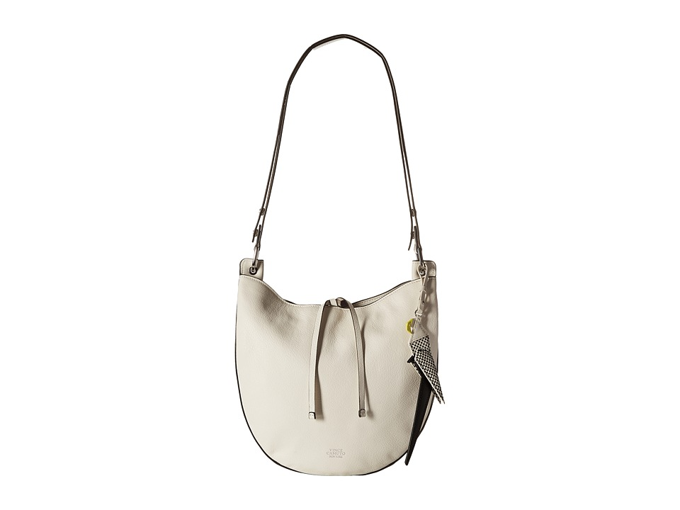 Vince Camuto - Polli Crossbody (Snow White) Cross Body Handbags