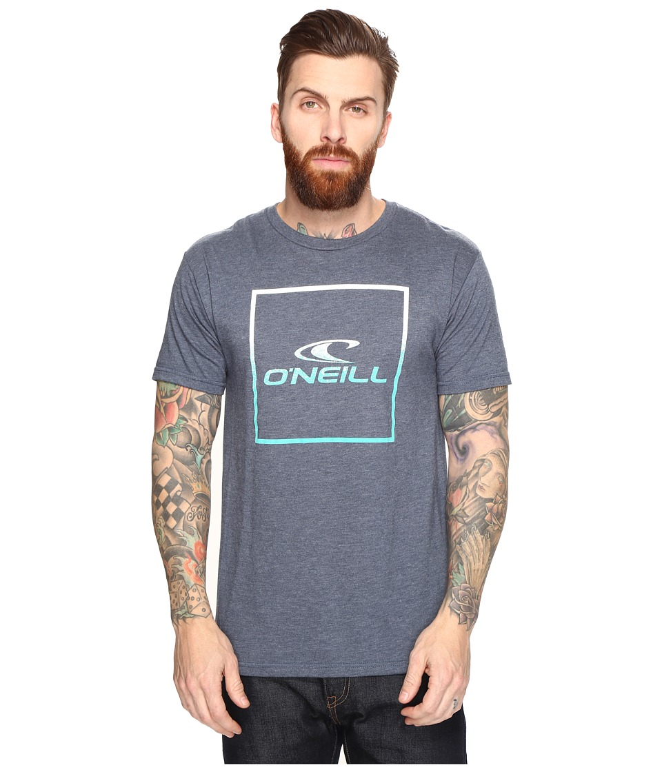 O'Neill - Boxed Tee (Navy Heather) Men's T Shirt