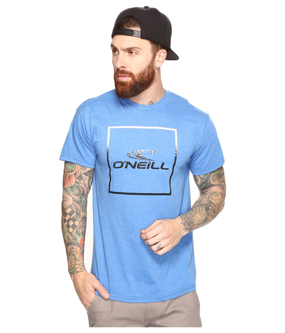 O'Neill - Boxed Tee (Heather Royal) Men's T Shirt