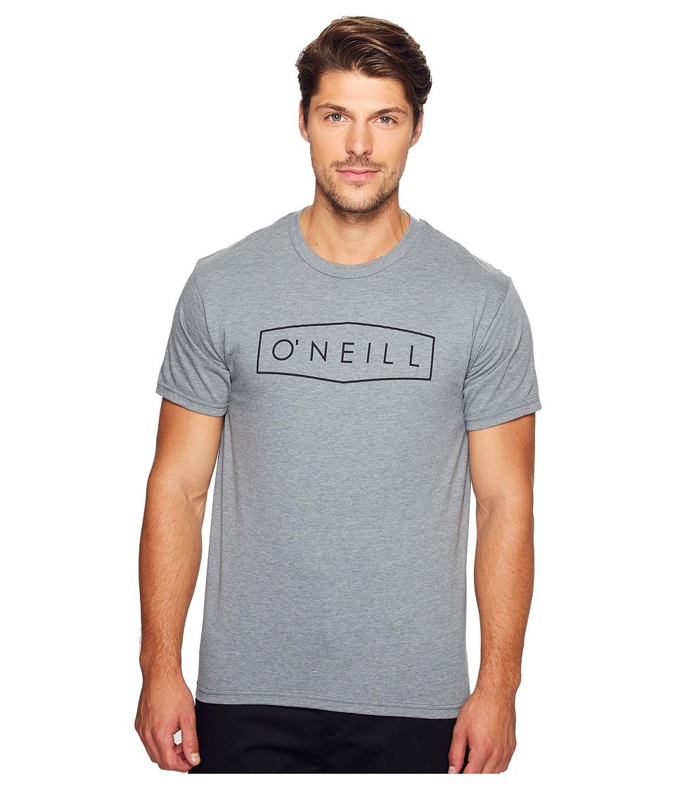 O'Neill - Unity Tee (Medium Heather Grey) Men's T Shirt