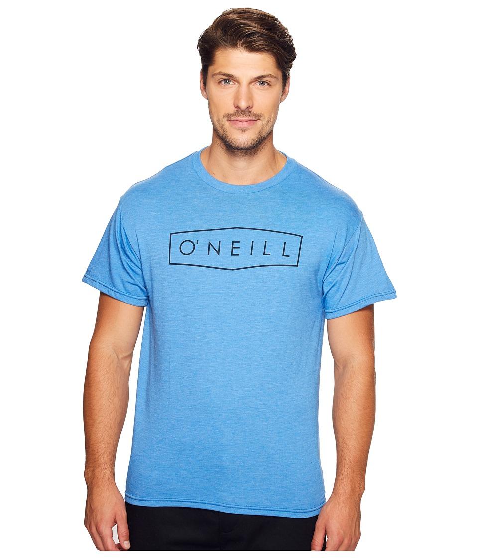 O'Neill - Unity Tee (Heather Royal) Men's T Shirt