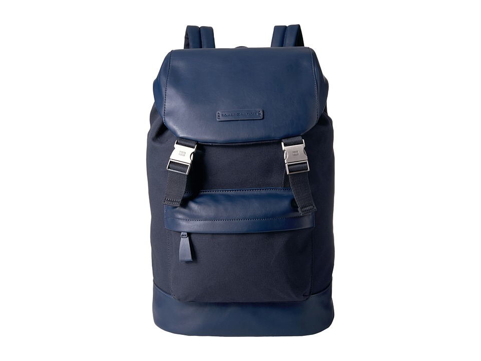 Tommy Hilfiger Charles Backpack (Tommy Navy) Backpack Bags