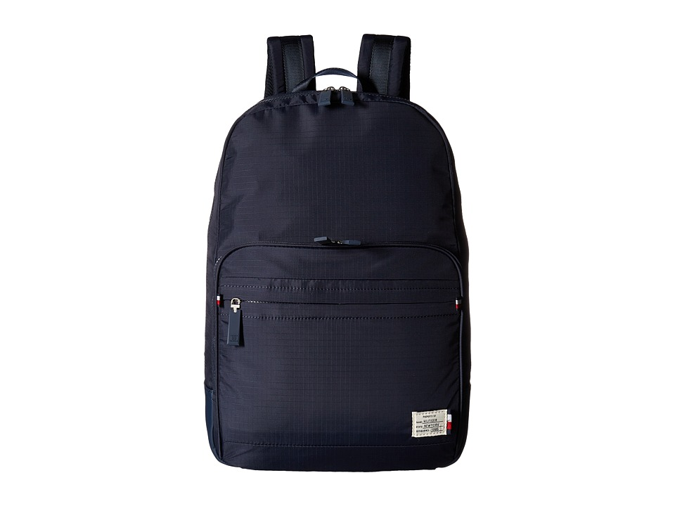 Tommy Hilfiger - Thomas Dome Backpack (Tommy Navy) Backpack Bags