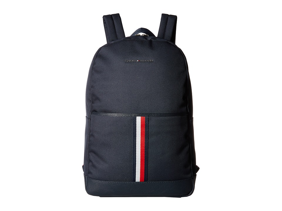Tommy Hilfiger - Business Novelty Backpack (Tommy Navy) Backpack Bags