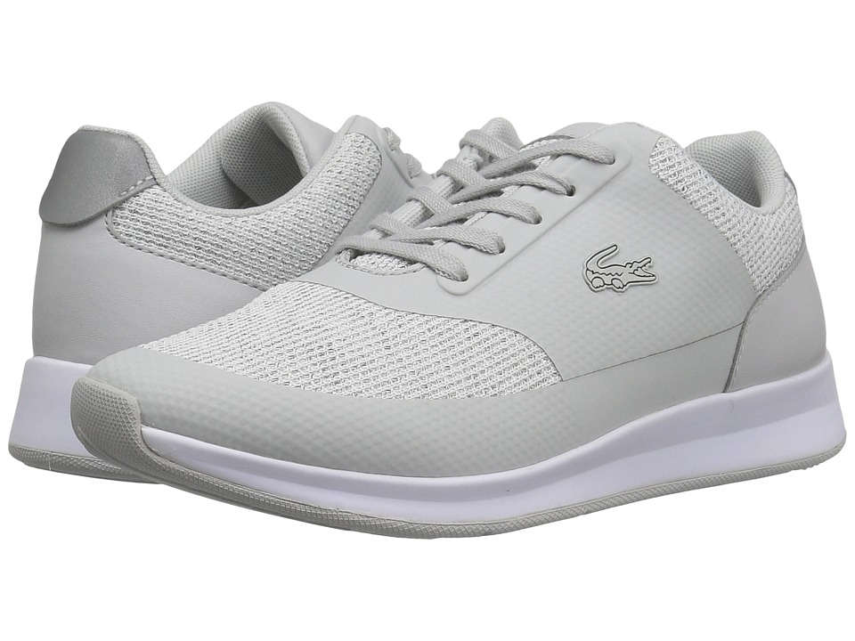 Lacoste - Chaumont Lace 117 1 (Grey) Women's Shoes