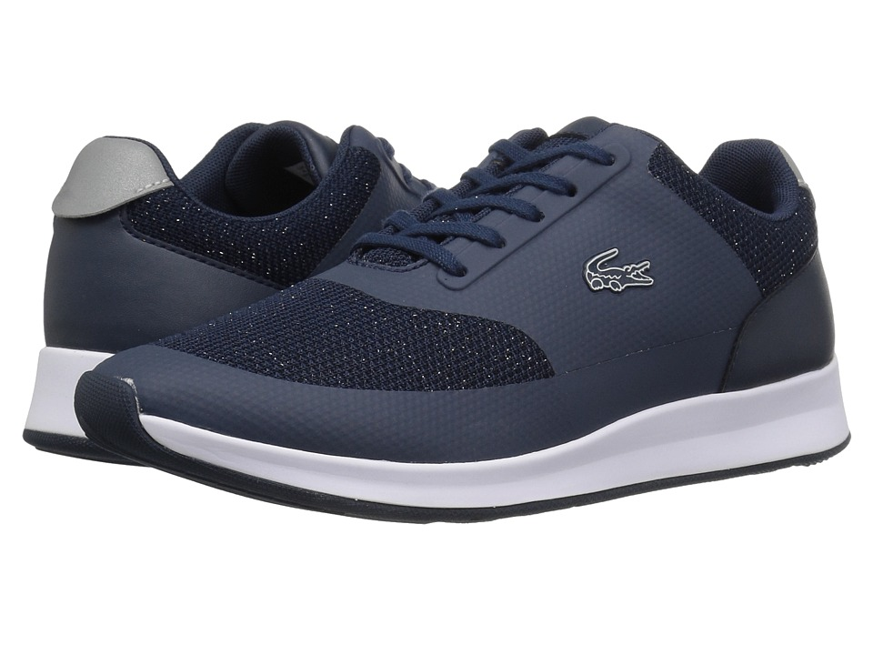 Lacoste - Chaumont Lace 117 1 (Navy) Women's Shoes