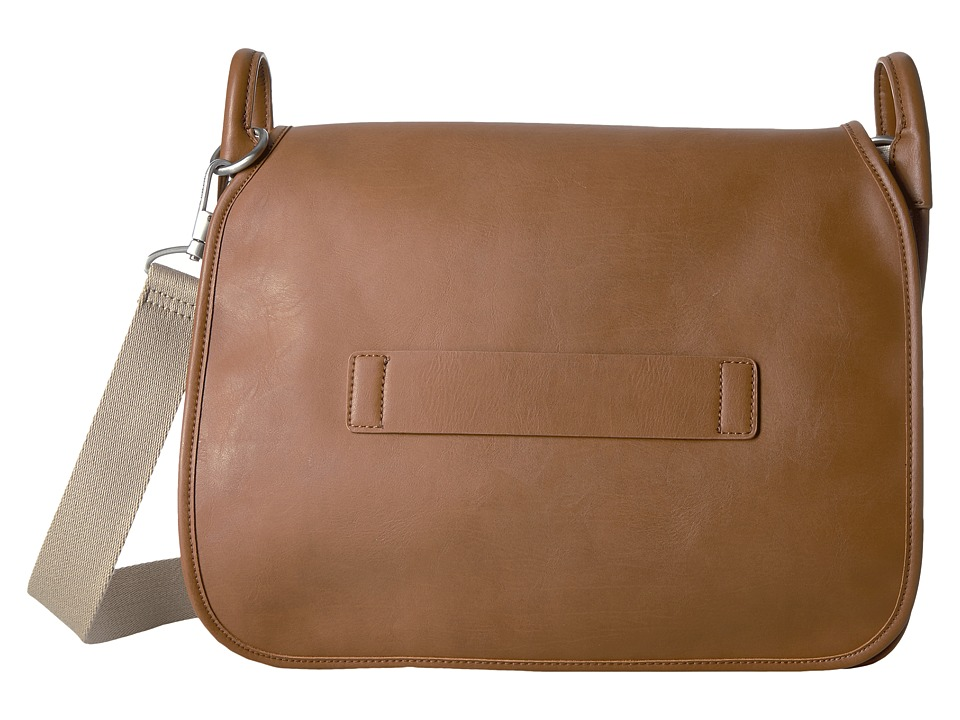 Tommy Hilfiger Charles Messenger (Natural) Messenger Bags