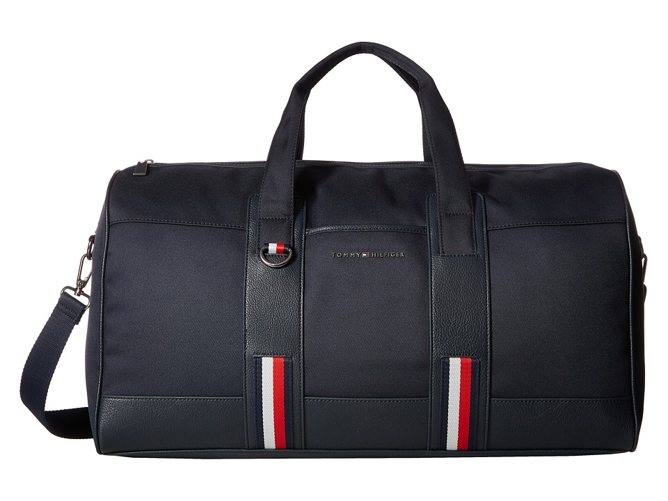 Tommy Hilfiger Business Novelty Duffel (Tommy Navy) Duffel Bags
