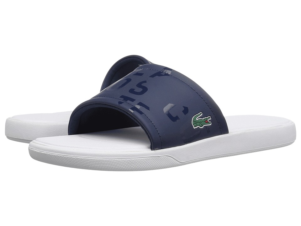 Lacoste - L.30 Slide 117 1 (Navy) Women's Shoes