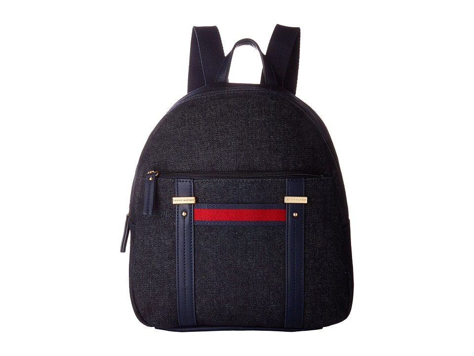 Tommy Hilfiger - Olympia II Backpack Denim (Denim) Backpack Bags