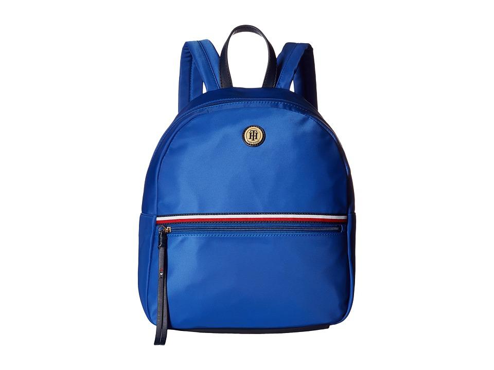 Tommy Hilfiger - Corinne II Dome Backpack (Dory Blue) Backpack Bags