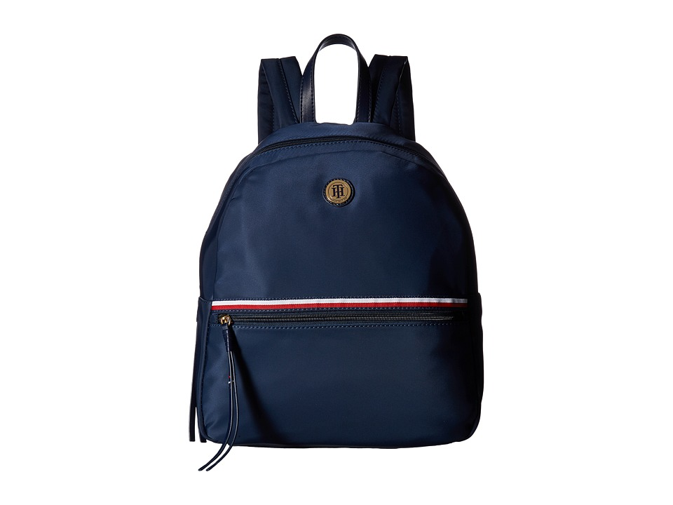 Tommy Hilfiger - Corinne II Dome Backpack (Tommy Navy) Backpack Bags