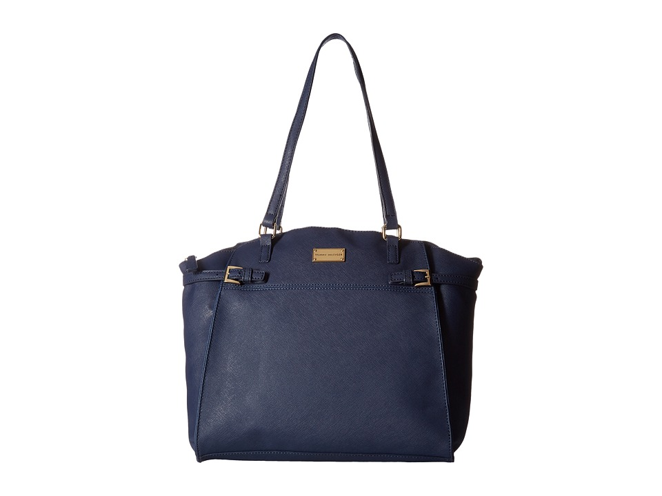 Tommy Hilfiger - Parker II Tote (Tommy Navy) Tote Handbags