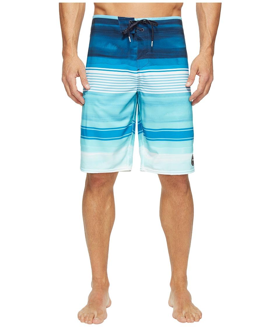 O'Neill - Hyperfreak Heist Superfreak Series Boardshorts (Blue) Men's Swimwear