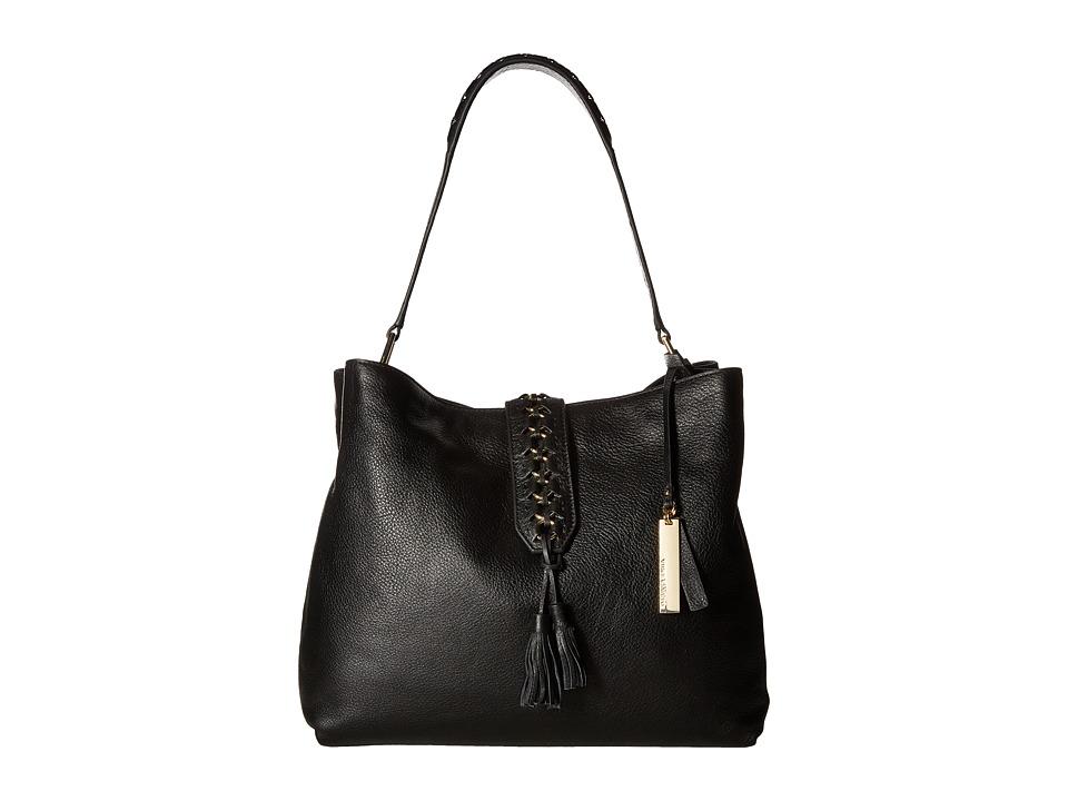 Vince Camuto - Ancel Hobo (Black) Hobo Handbags