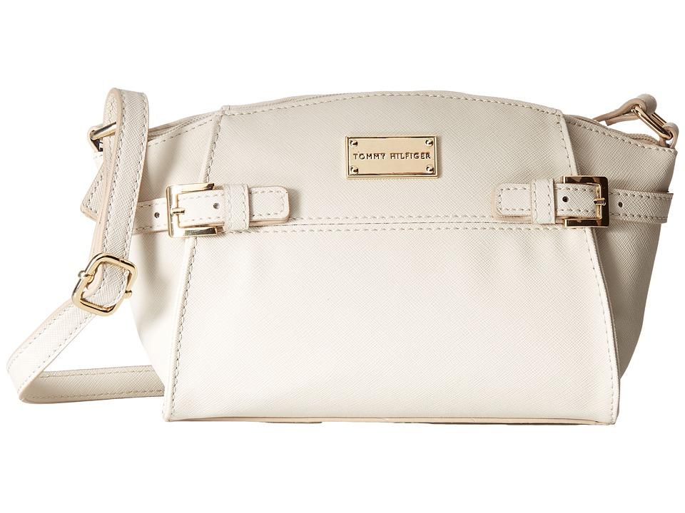 Tommy Hilfiger - Parker II East/West Crossbody (Oatmeal) Cross Body Handbags