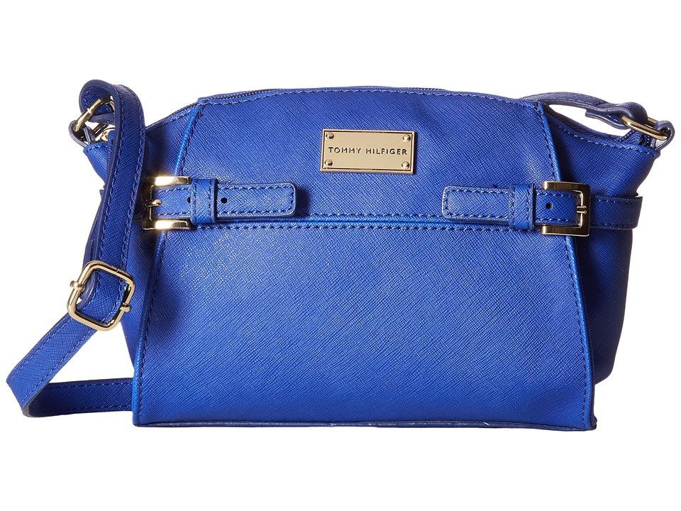 Tommy Hilfiger - Parker II East/West Crossbody (Cobalt) Cross Body Handbags