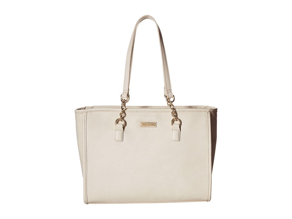 Tommy Hilfiger - Emilia II Shopper (Oatmeal) Handbags
