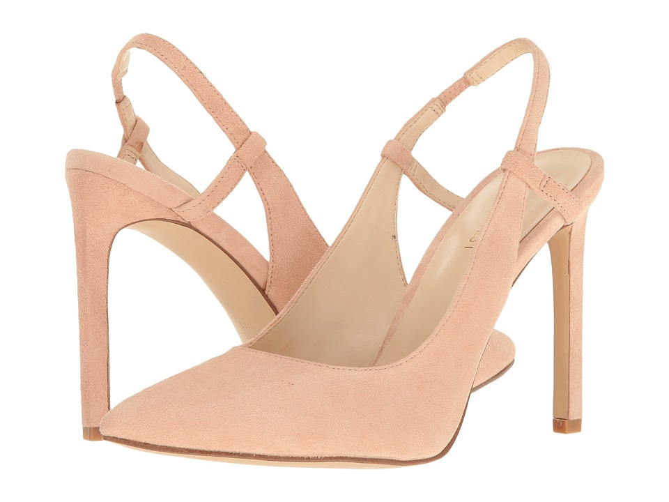 Nine West - Tarly (Light Pink Suede) Women's Shoes