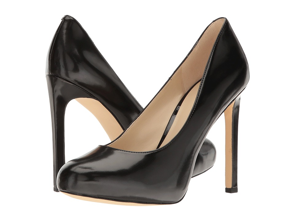 Nine West - Tyler (Black Patent) Women's Shoes