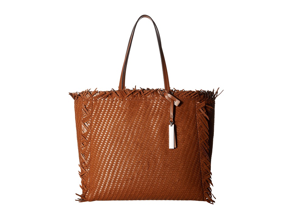 Vince Camuto - Olia Tote (Maple Brown) Tote Handbags