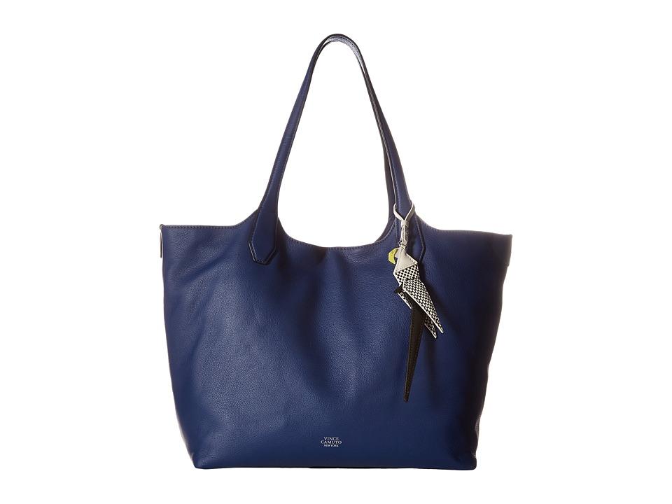 Vince Camuto - Polli Tote (Estate Blue) Tote Handbags