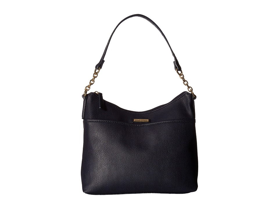 Tommy Hilfiger - Emilia II Small Hobo (Tommy Navy) Hobo Handbags