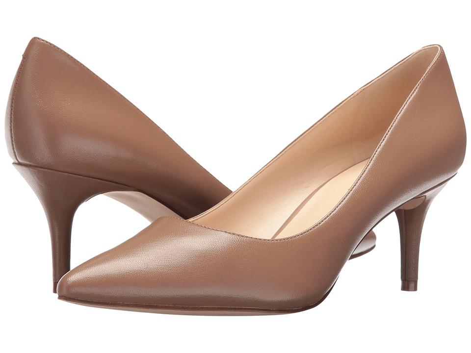 Nine West - Margot (Medium Natural Leather 1) High Heels