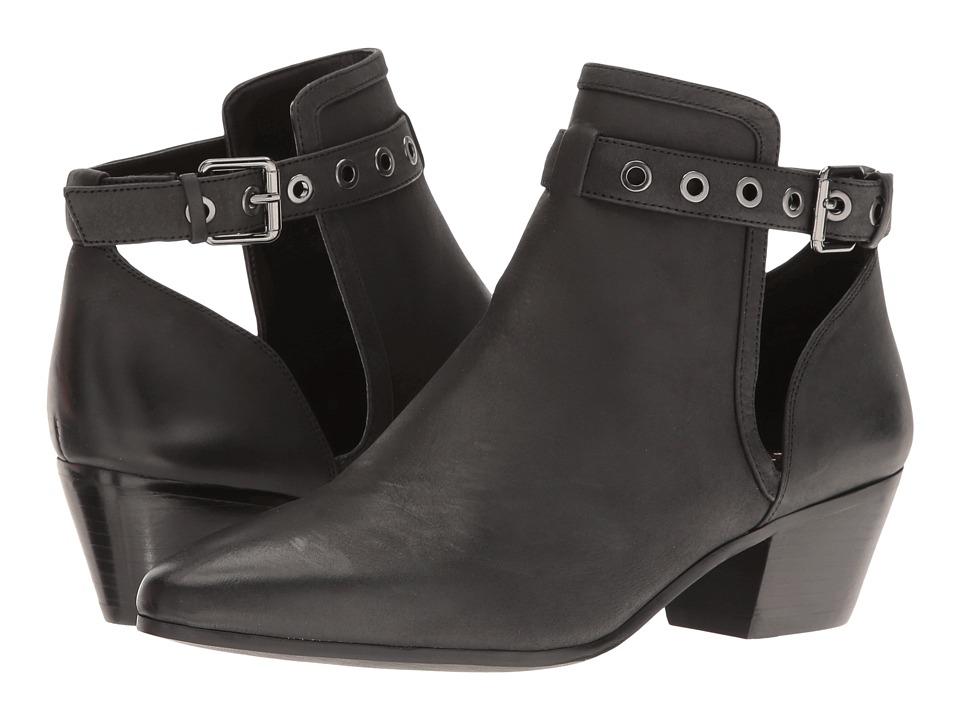 Nine West - Loyal (Black Leather) Women's Boots