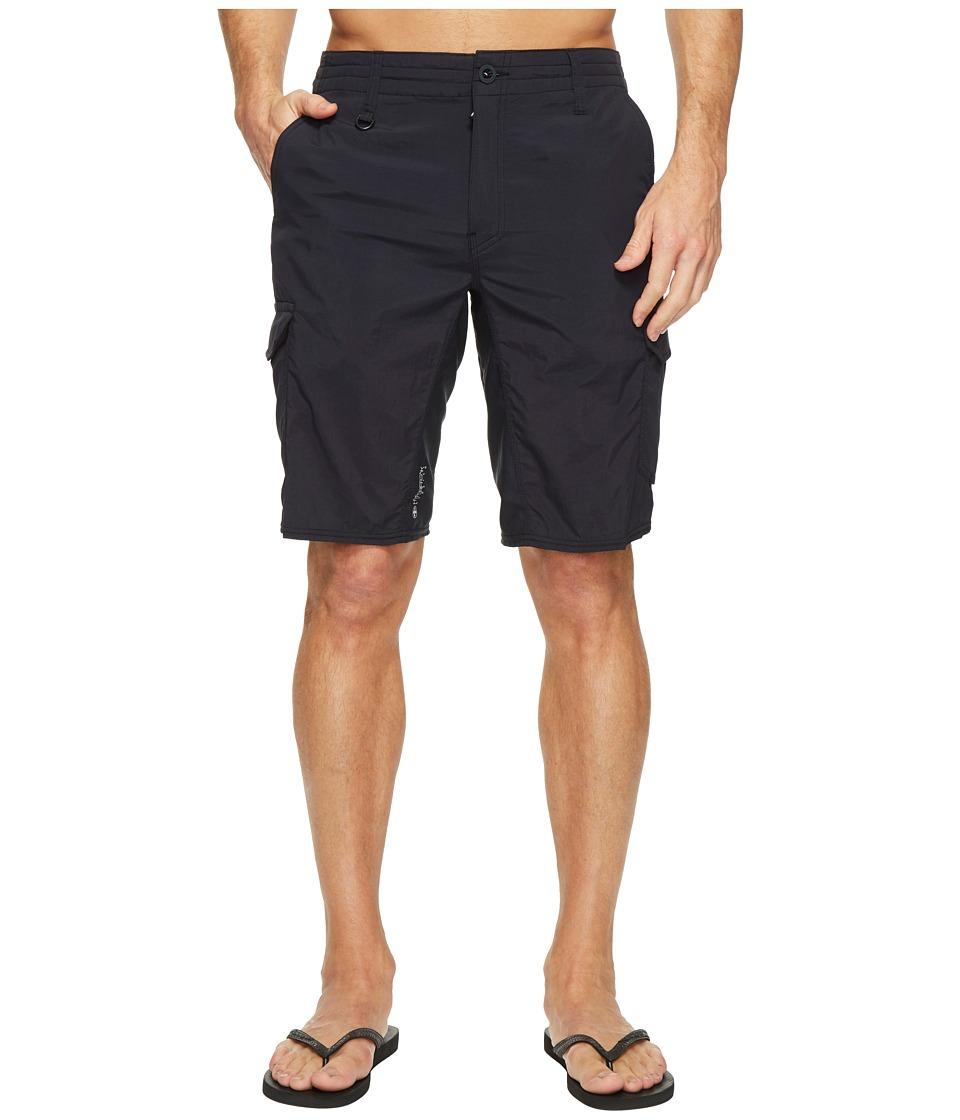O'Neill - Traveler Cargo Hybrid Shorts (Navy) Men's Swimwear