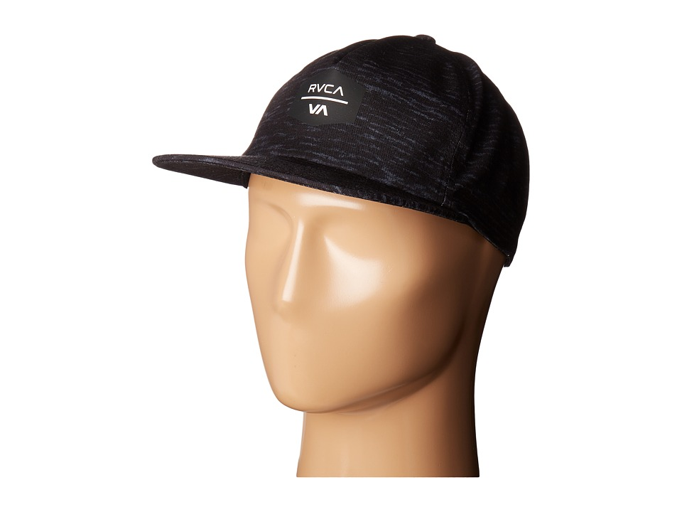 RVCA - Transfers Snapback (Black) Caps