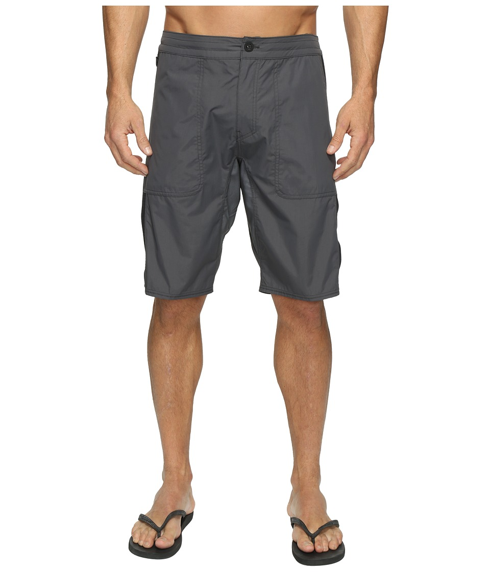 O'Neill - Traveler Superfish Boardshorts (Asphalt) Men's Swimwear