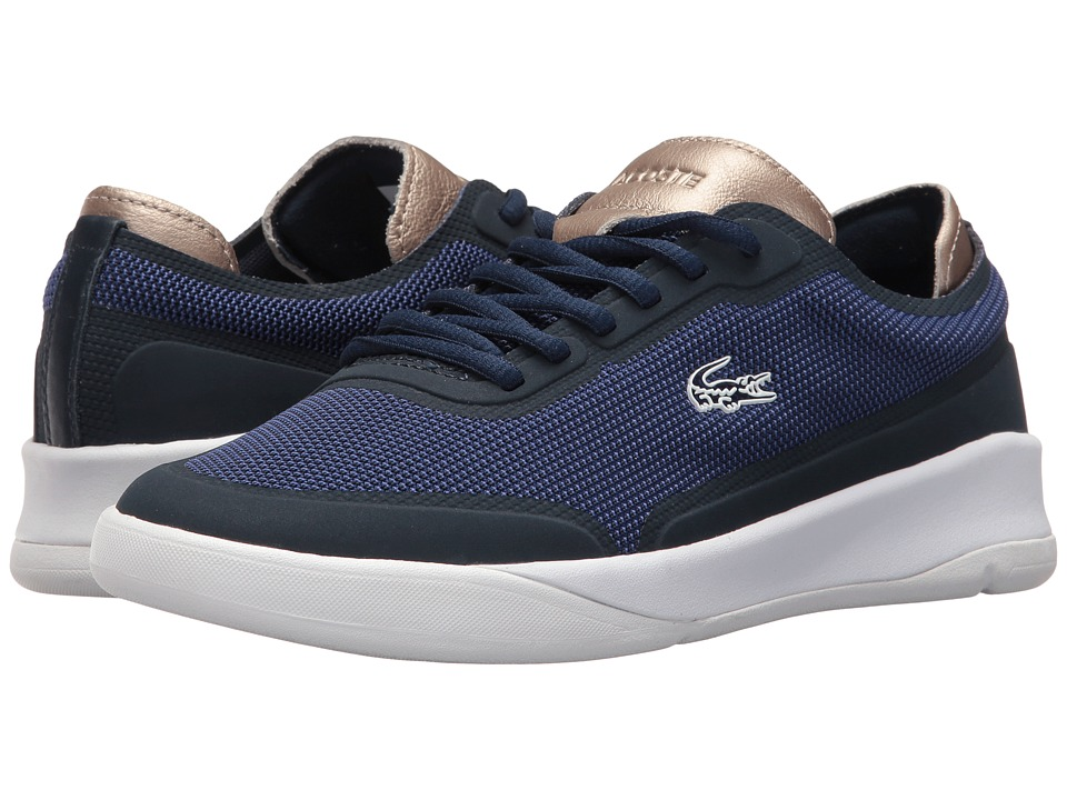 Lacoste - LT Spirit Elite 117 2 (Navy) Women's Shoes