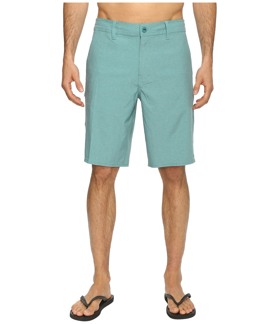 O'Neill - Loaded Heather Hybrid Boardshorts (Heather Jade) Men's Swimwear