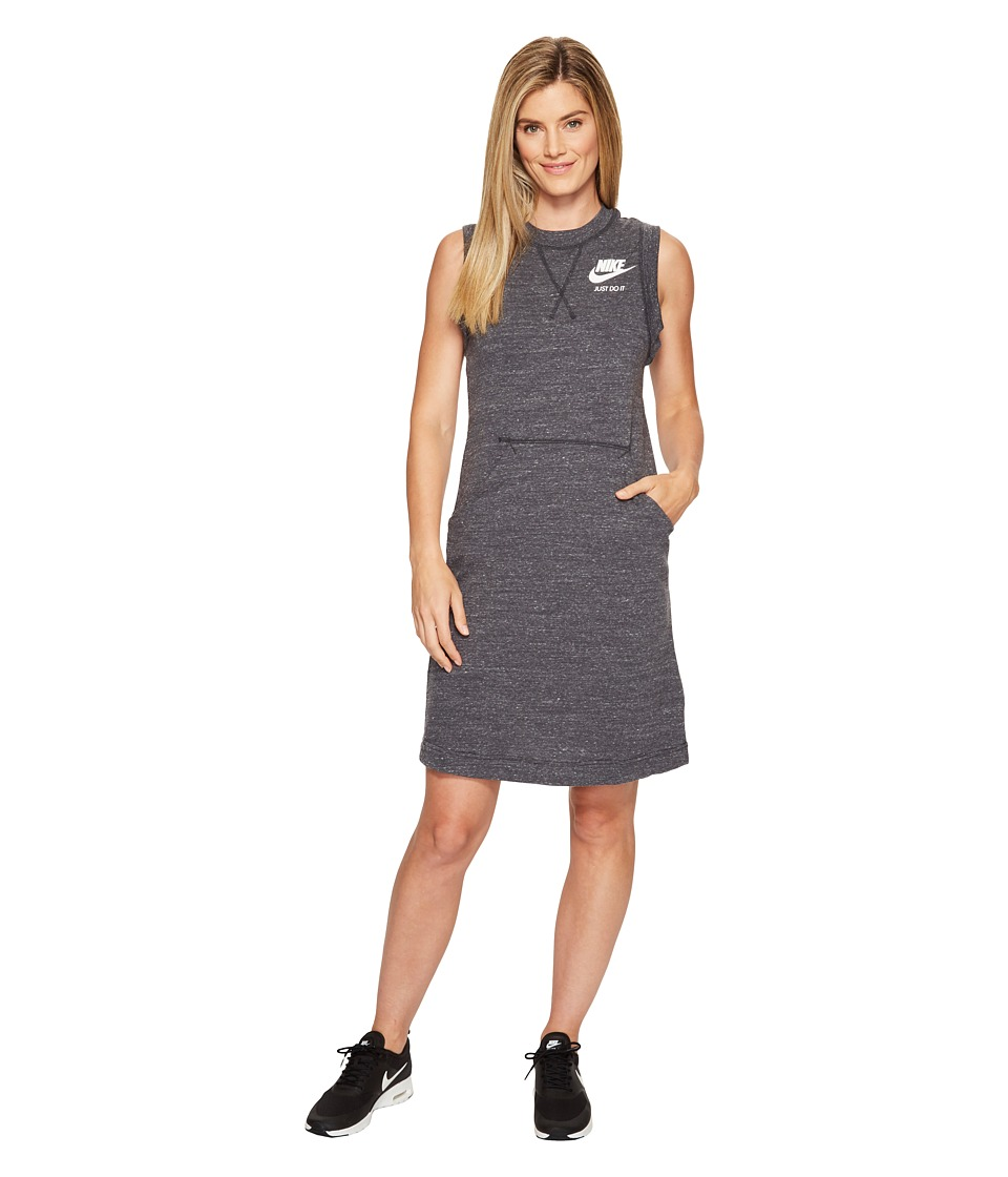 Nike Sportswear Gym Vintage Dress (Anthracite/Sail) Women
