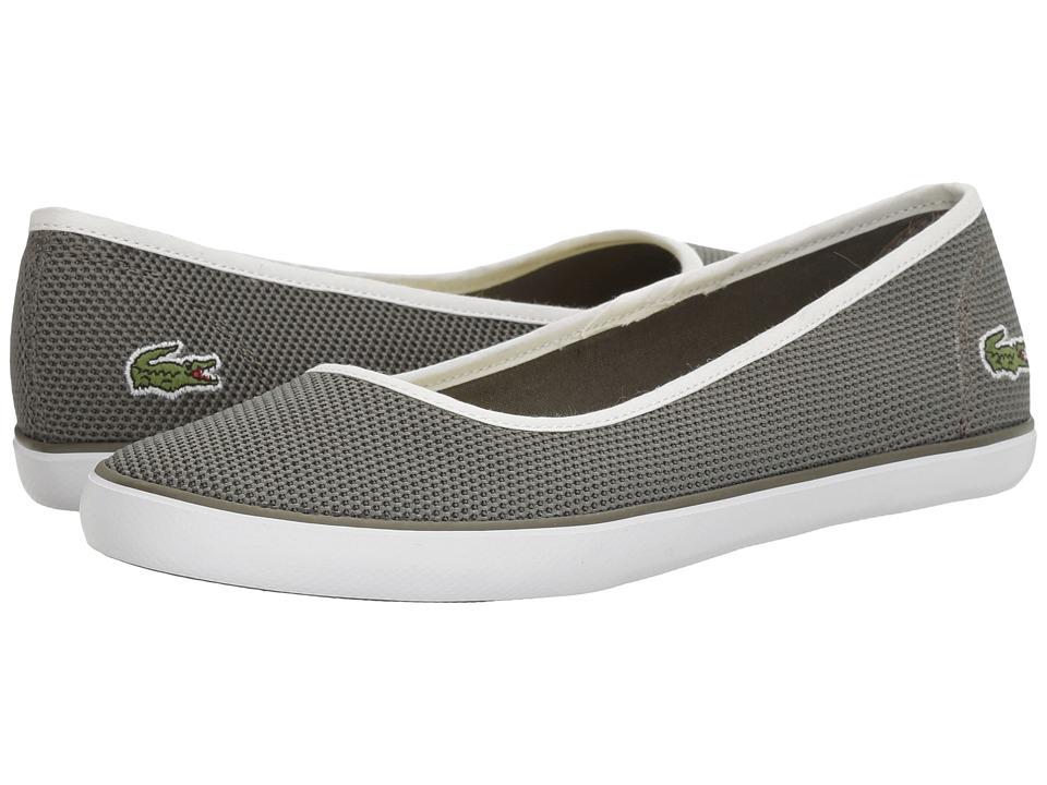 Lacoste - Marthe 117 1 (Khaki) Women's Shoes