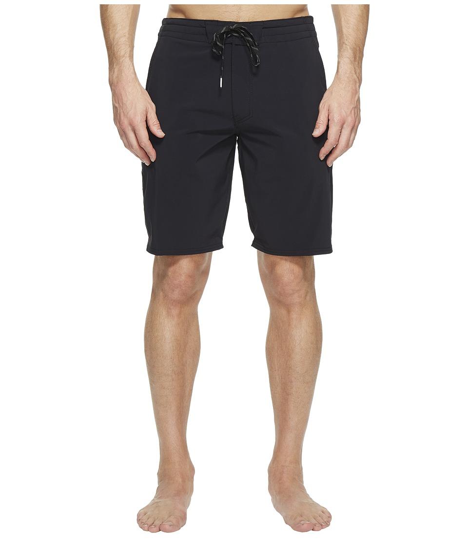 O'Neill - Traveler Hybridfreak Boardshorts (Black) Men's Swimwear