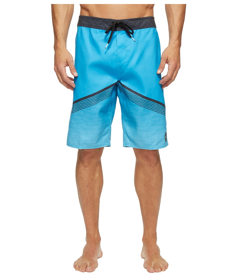 O'Neill - Minimal Boardshorts (Blue) Men's Swimwear