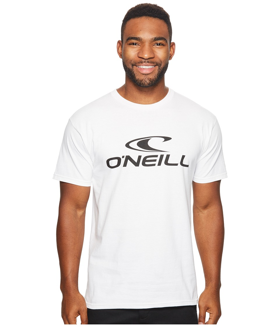 O'Neill - Quarter Tee (White) Men's T Shirt